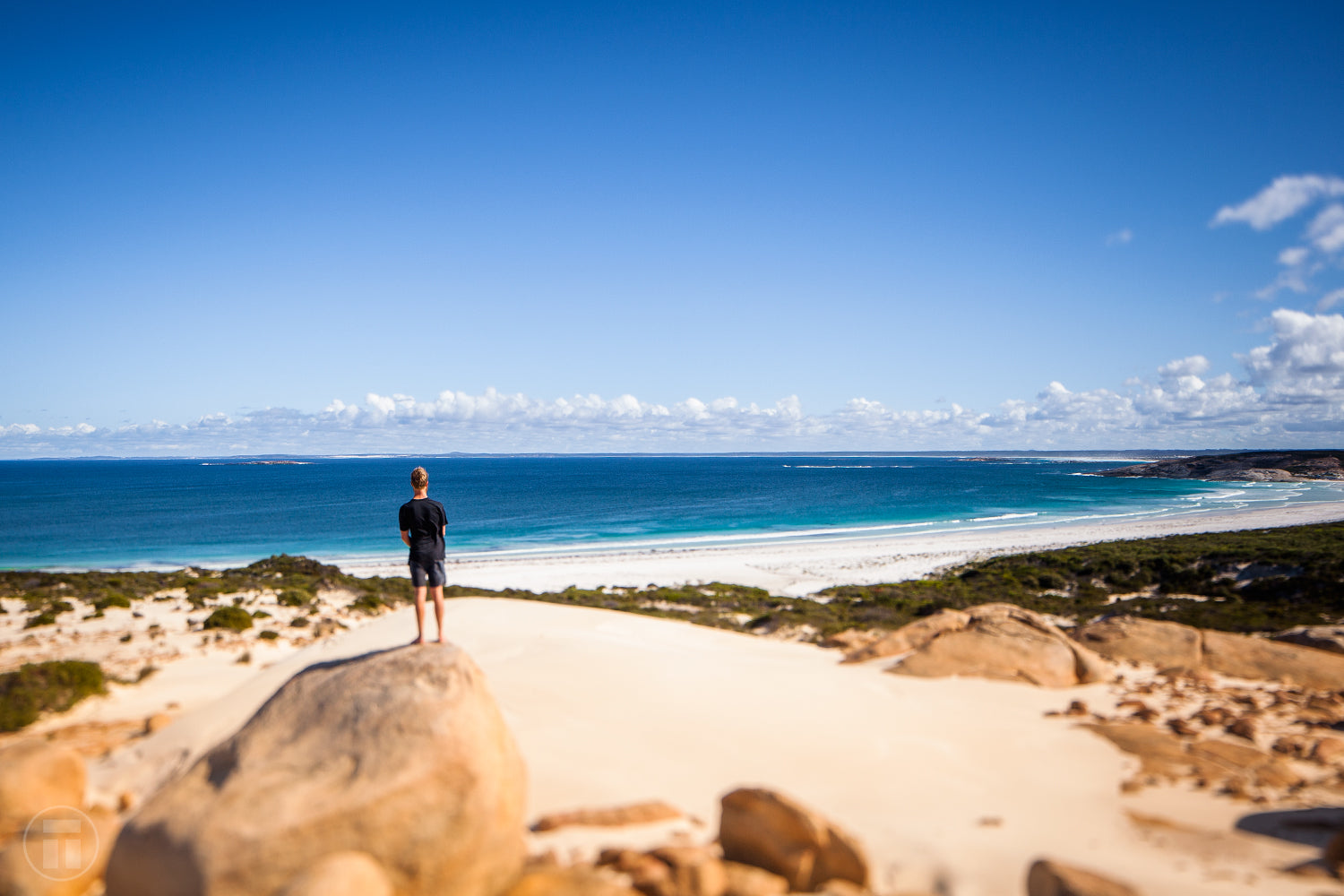 Esperance shot with the Canon Tilt Shift by Thurston Photo