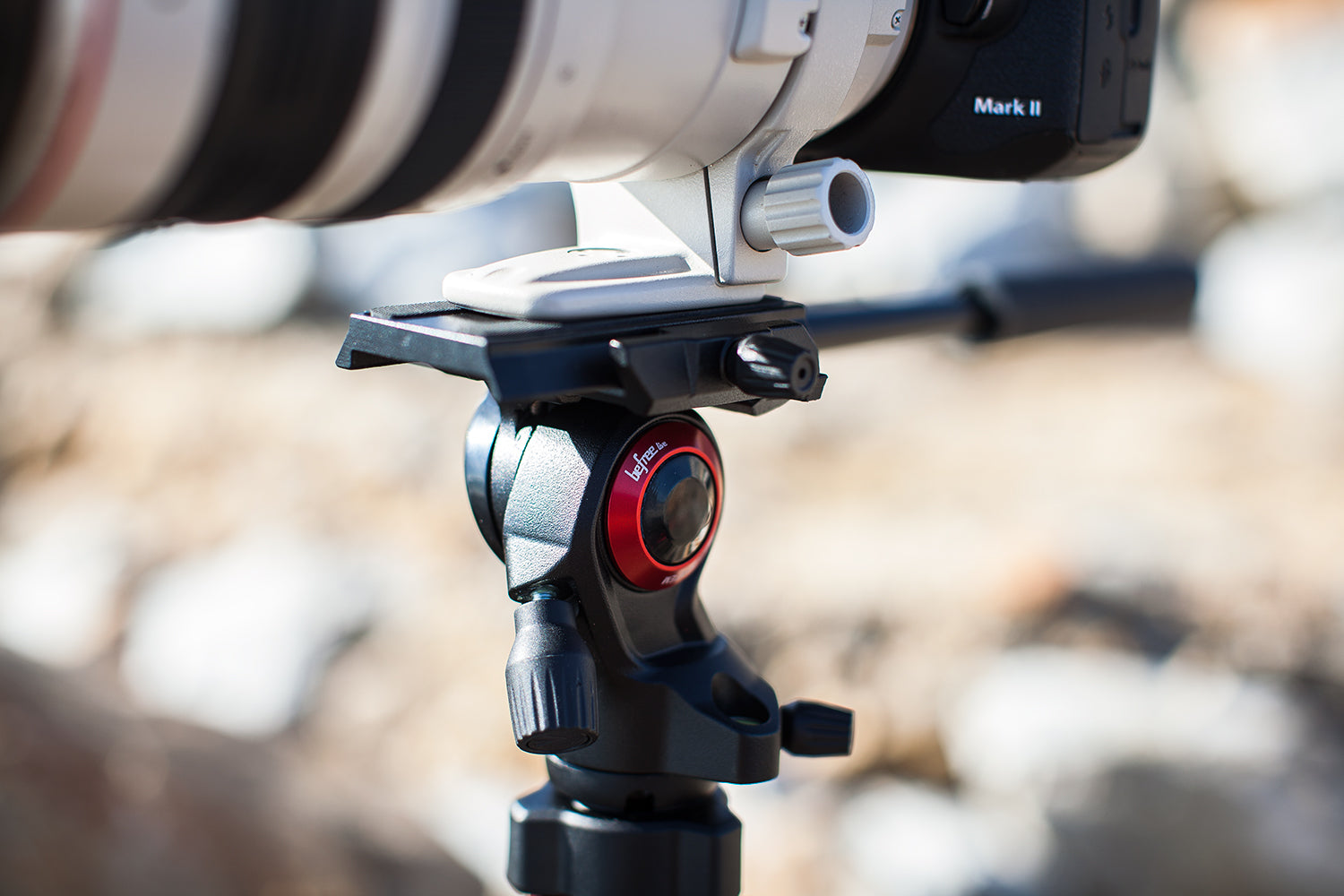 Manfrotto Be Free Live Video Tripod