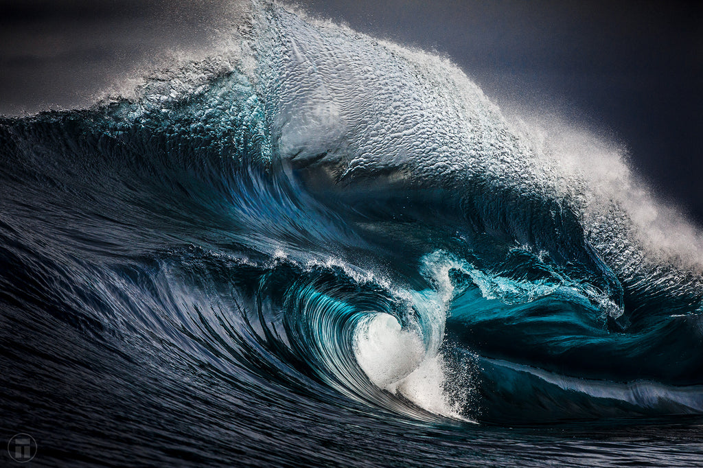 Sirius - Fine Art Wave Photography by Thurston Photo