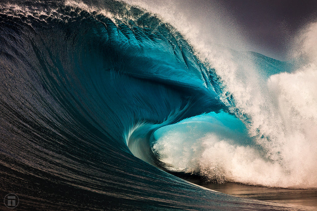 The definition of slab - wave photography by Thurston photo