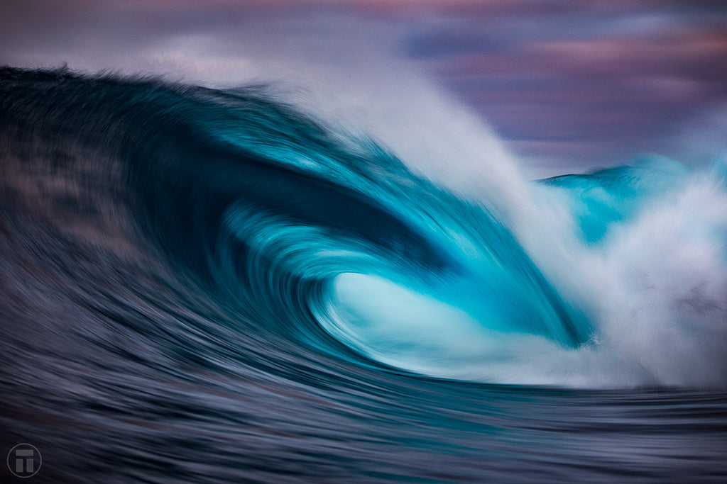 The best ocean photography - Violet Dream