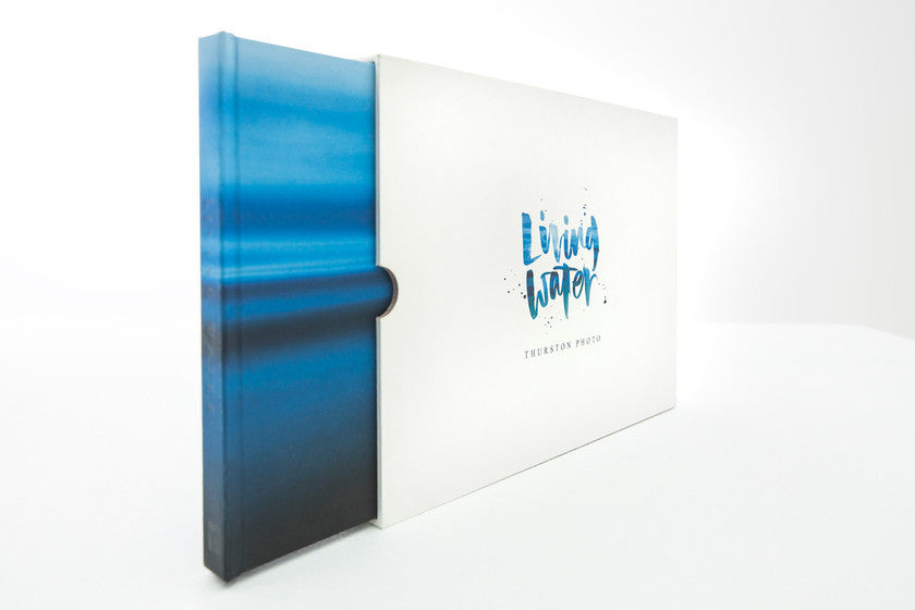 Fine Art Photo Book; Living Water