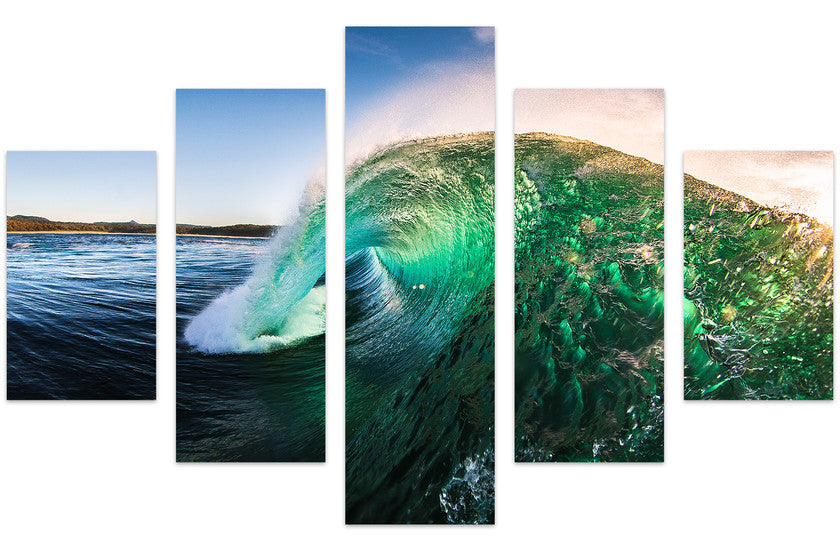 Ocean canvas prints
