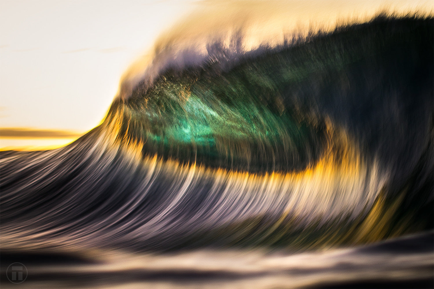Ocean Art Photography by Thurston Photo