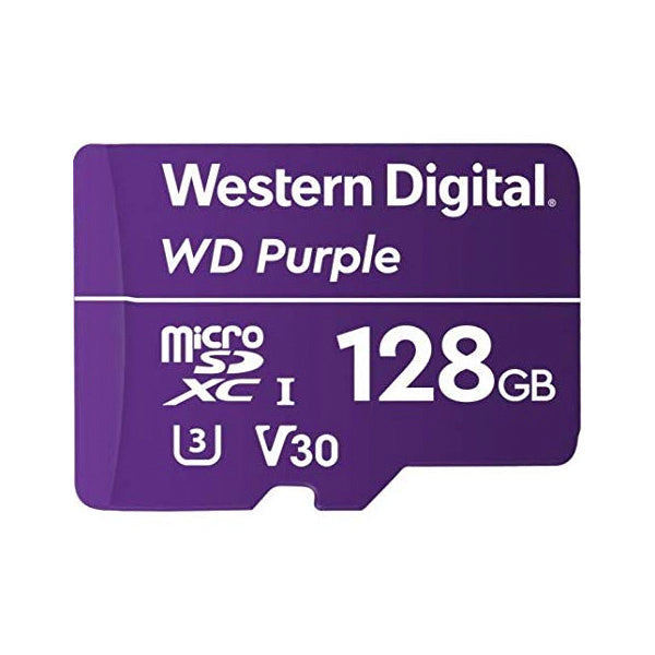 Memoria SD WD 128GB - totalconect