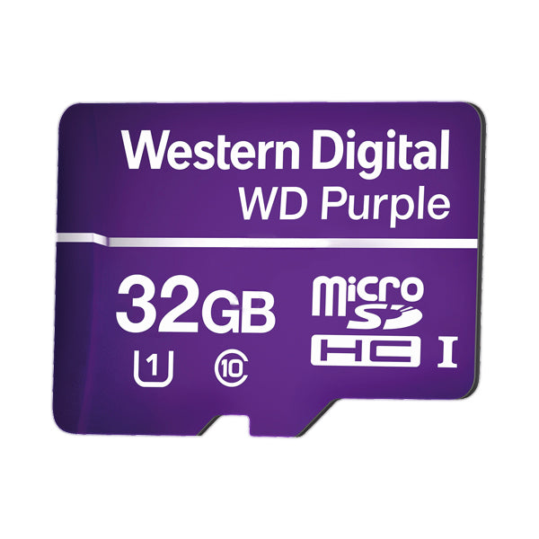 Memoria SD WD 32GB - totalconect