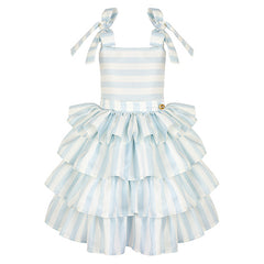 Claris x Poca & Poca - Rivulet Pirouette Dress