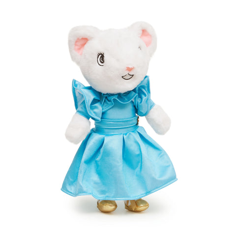 Claris Plush Toy - Blue