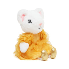 Claris Plush Toy - Gold