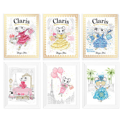 The Ultimate Claris the Mouse Collection