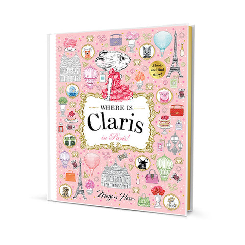 Where is Claris in Paris?