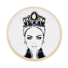 LIMITED EDITION Kingdom Plates - set of four