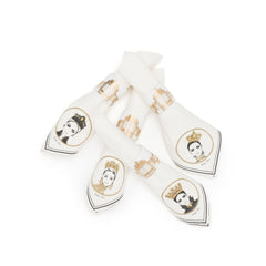 LIMITED EDITION Kingdom Napkin Ring Set