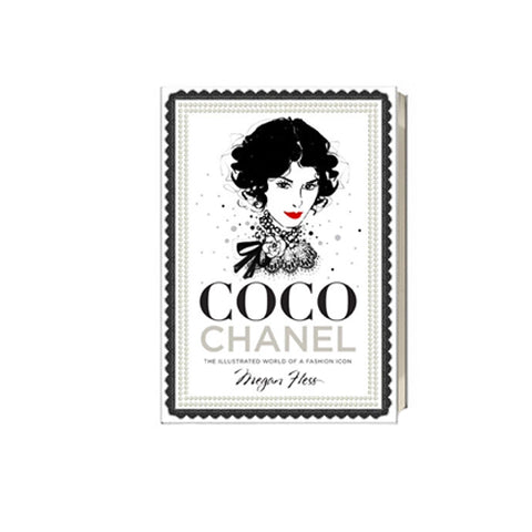 Coco Chanel: The Illustrated Life of a Fashion Icon
