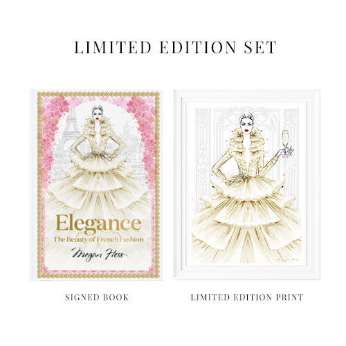 Elegance: The Beauty of French Fashion Set