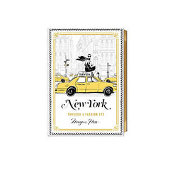 Book - New York: Through a Fashion Eye