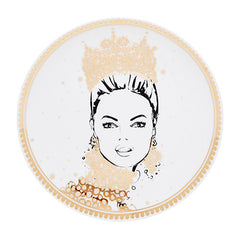 LIMITED EDITION Kingdom Plate - The Baroque Crown