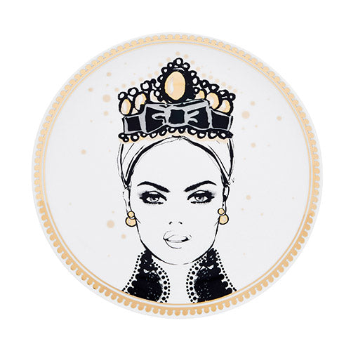 LIMITED EDITION Kingdom Plate - The Velvet Bow