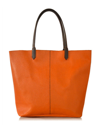 Seggiano Leather Tote Bag