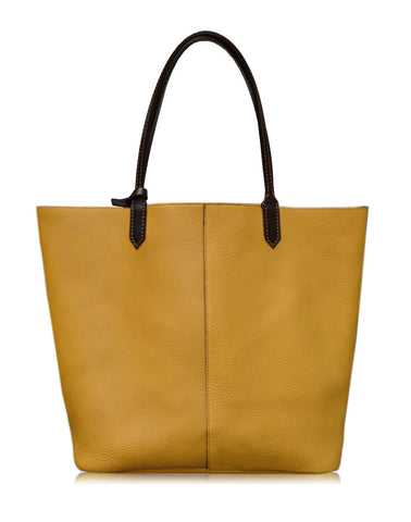 Arezzo Leather Tote Bag