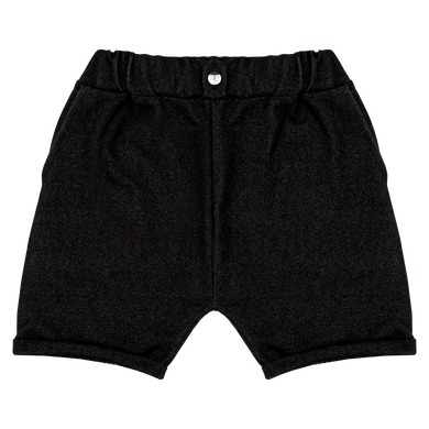 Raspberry Republic Black Denim Shorts