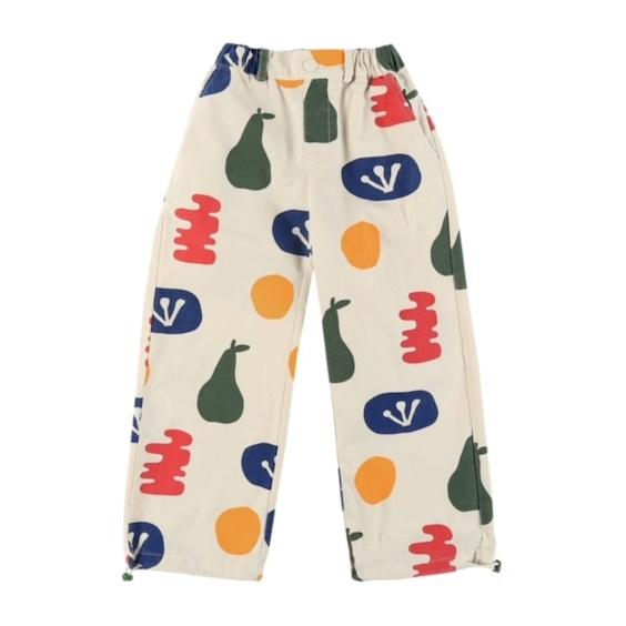 Jelly Mallow- Painting jogger Pants