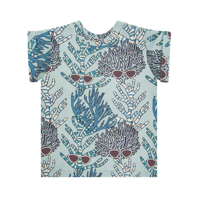 Dear Sophie Blue Reef T-Shirt