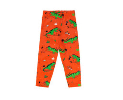 Raspberry Republic Red Iguana Leggings
