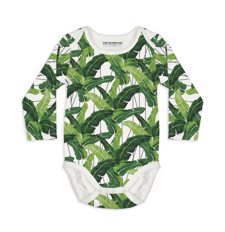 Long Sleeve Baby Bodysuit I NEED A VACATION