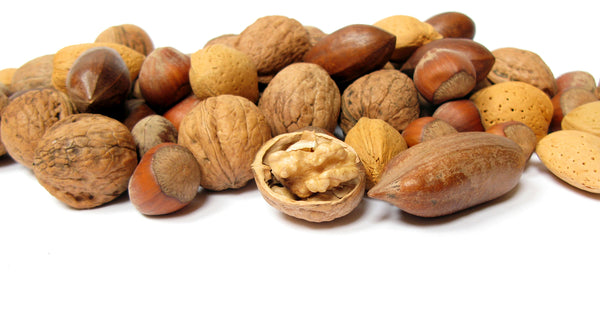 nuts and seeds good for healthy skin
