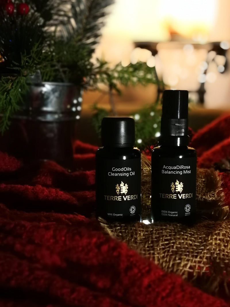 Christmas Gift Set - Luxury Face Cleansing for Travel
