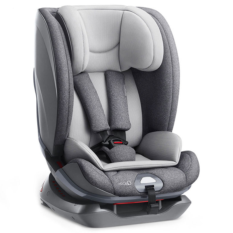 Adjustable Convertible Kid Car Safety Seat Baby Car Seat 36kg Max Weight - Mommies Care.