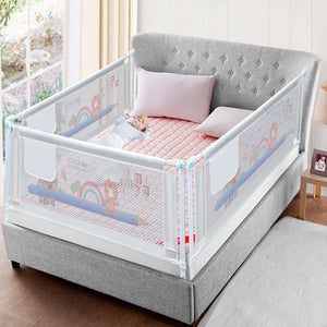 MY BABY BED BARRIER - Mommies Care.