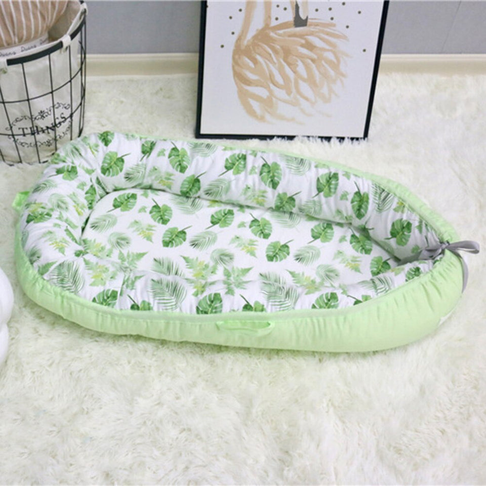 Super Baby Cotton Travel Nest - Mommies Care.