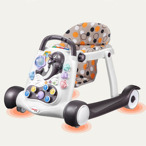 Safety Baby Learn-To-Walk Walker - Mommies Care.