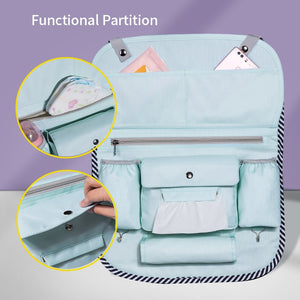 PORTABLE BABY FOLDABLE TRAVEL CRIB BAG - Mommies Care.