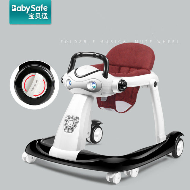 MULTI-FUNCTION BABY LEARN-TO-WALK WALKER - Mommies Care.