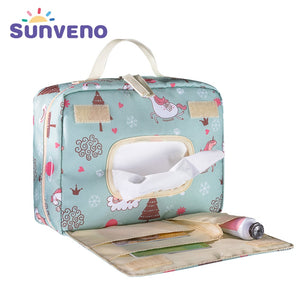 WET WATERPROOF DIAPER BAG - Mommies Care.