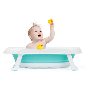 BABY FIRST TIME PORTABLE TUB - Mommies Care.
