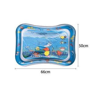 Inflatable Baby Water Floating Mat Thicken PVC