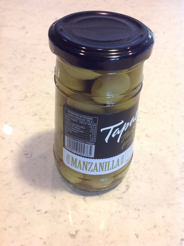 Tapasito Manzanilla Whole Olives