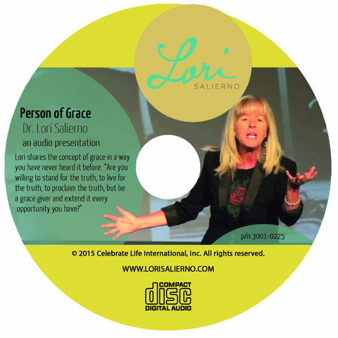 Person of Grace
