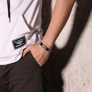 Wristband For Men Adjustable