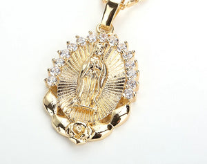 Fashion Jesus Necklace