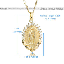 Load image into Gallery viewer, Fashion Jesus Necklace