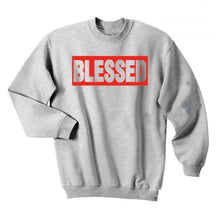 Load image into Gallery viewer, Christian God BLESSED Hoodies