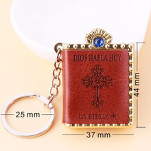 Load image into Gallery viewer, Holy Bible Key Chain