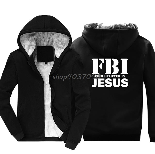 Fashion Winter Cotton Hoodies