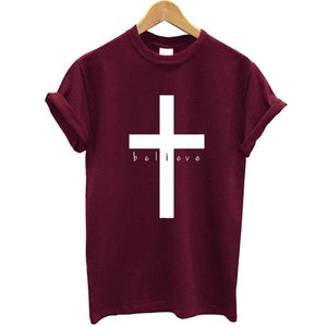 Christian Women T-Shirt