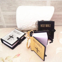 Load image into Gallery viewer, Gift Souvenirs Bible Key-chain